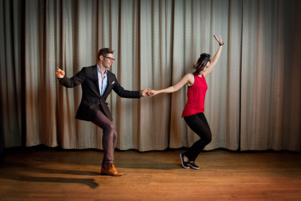 Lifestyle Portraits, Dancers, The 9:20 Special, Carl and Nicole, Auey Santos Photography